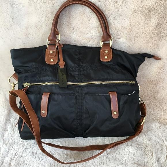 Steven by Steve Madden nylon satchel shoulder bag.  M 5a9b0929caab44f5dbedc1e8 6a34494811138